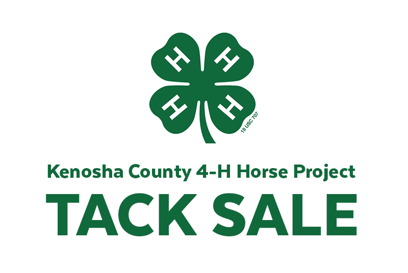 Kenosha County 4 H Annual Tack Sale Walktrotgo